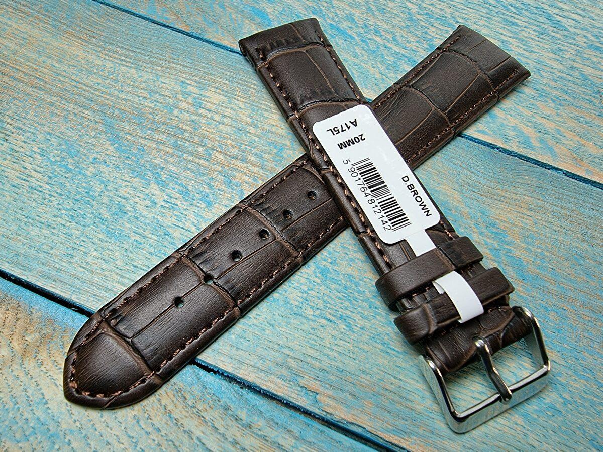 20mm A175L brūna