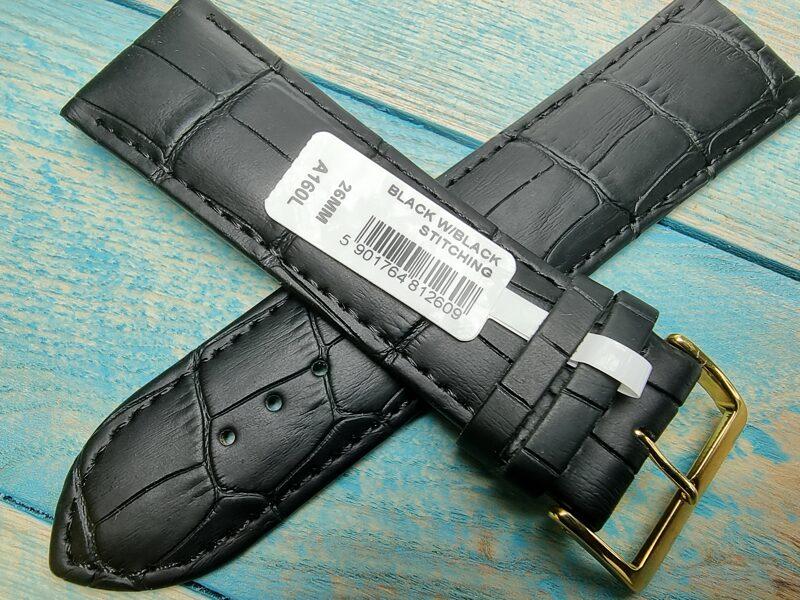 26mm A160L melns